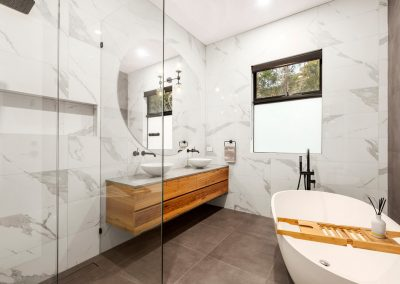 Heidelberg Chic Custom Build Bathroom