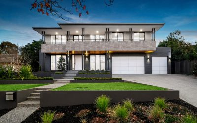 Macleod 2-Level Luxury Home by Spring Homes