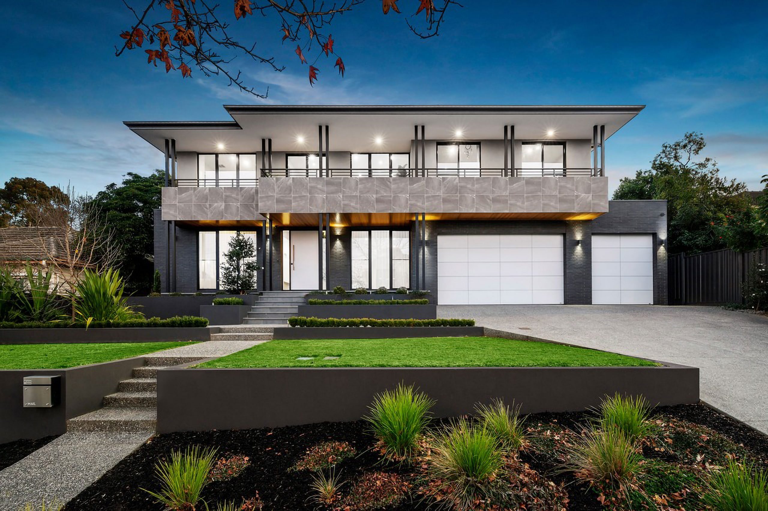Custom home build Melbourne