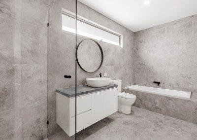 Reservoir unit development- bathroom