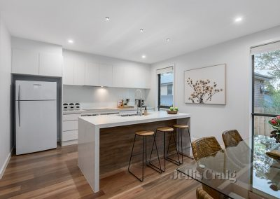 Briar Hill Townhouse Development - Kitchen