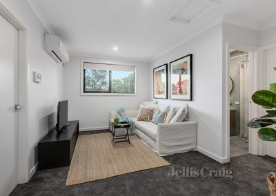 Briar Hill Townhouse Development - Living Room